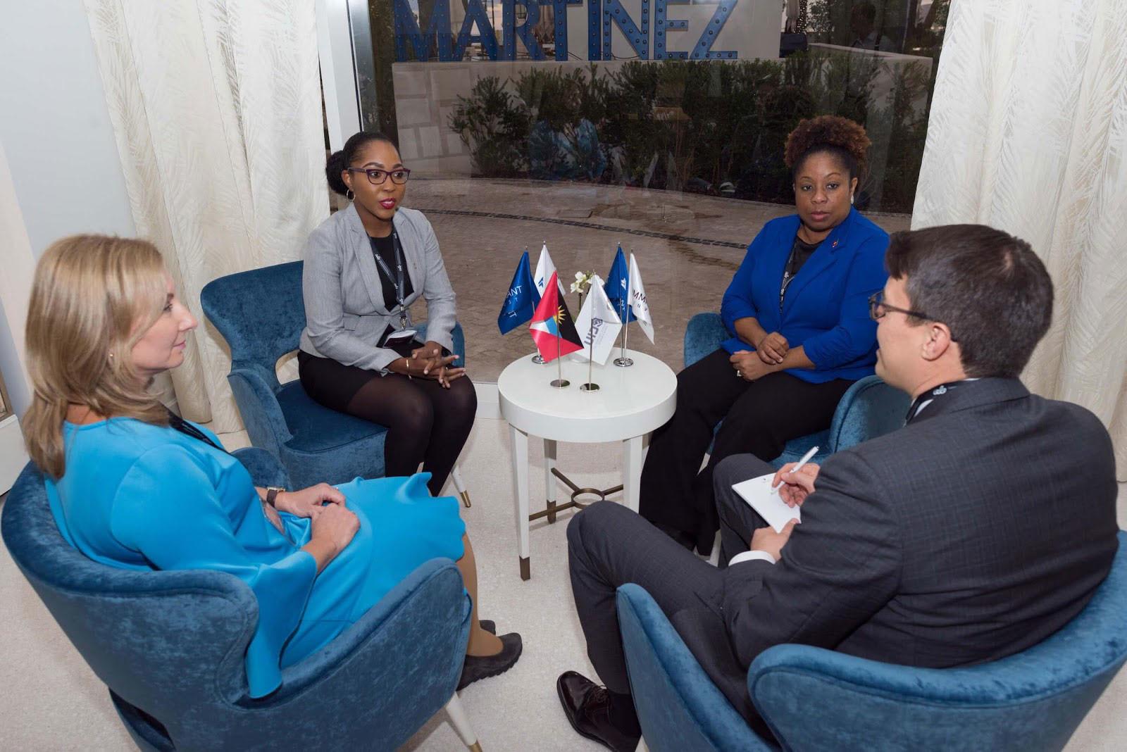 В ходе беседы были затронуты темы преимуществ государственной программы Антигуа и Барбуды, её перспективы, нюансы и рекомендации инвесторам. Фото: © immigrantinvest.com