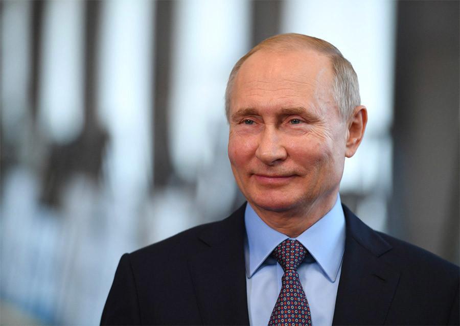 <p><span>Президент России Владимир Путин. Фото: &copy; РИА Новости / Валерий Мельников</span></p>
