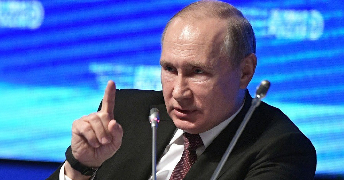 """<p><span>Владимир Путин. Фото: &copy; РИА """"Новости"""" /&nbsp;Алексей Никольский</span></p>"""