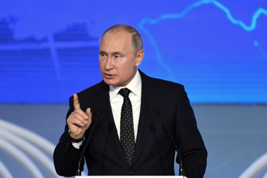 <p><span>Владимир Путин. Фото: &copy; РИА Новости / Григорий Сысоев</span></p>