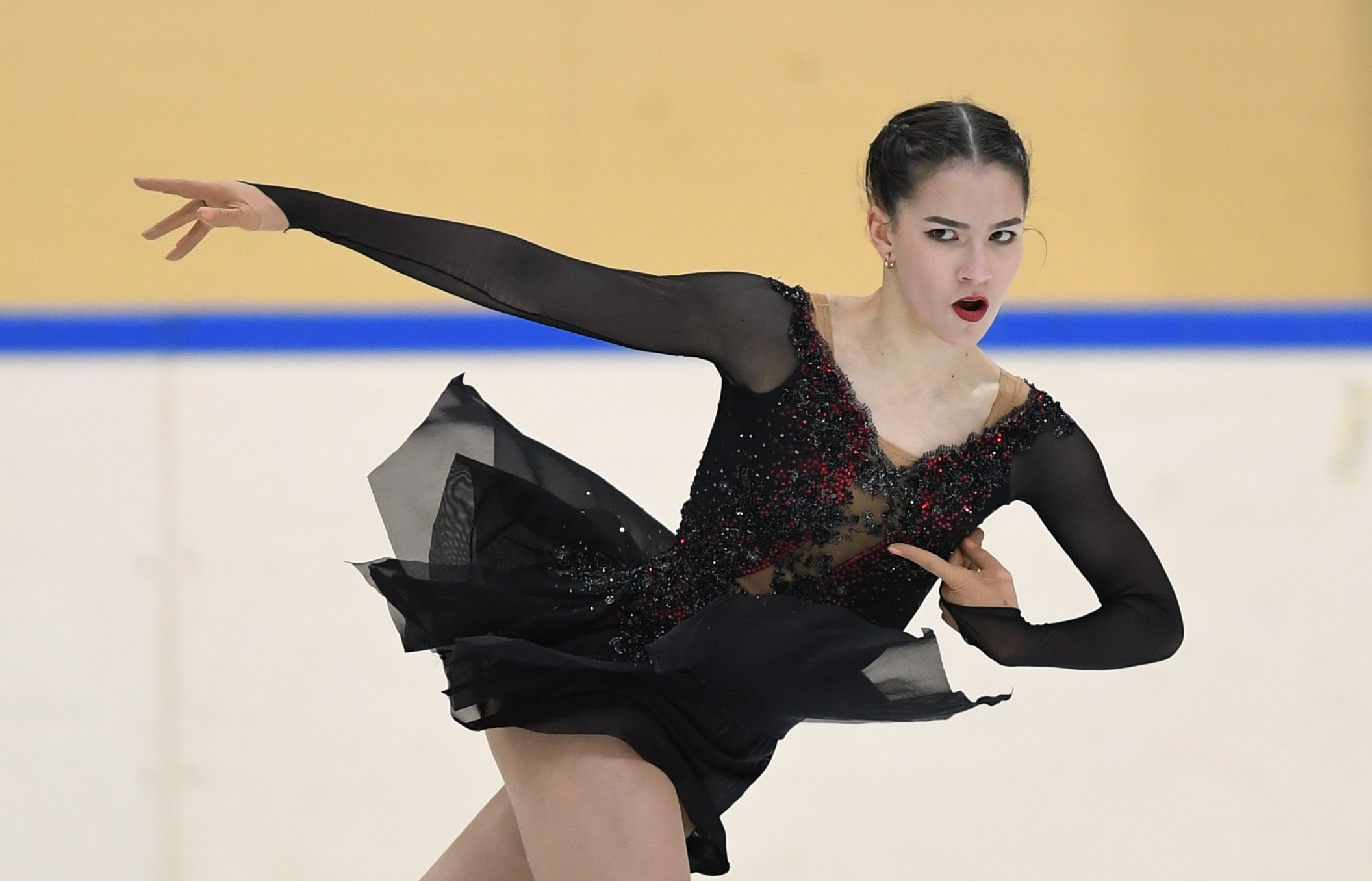 Станислава Константинова сама лишила себя шансов на ЧМ. Фото: © РИА Новости / Нина Зотина