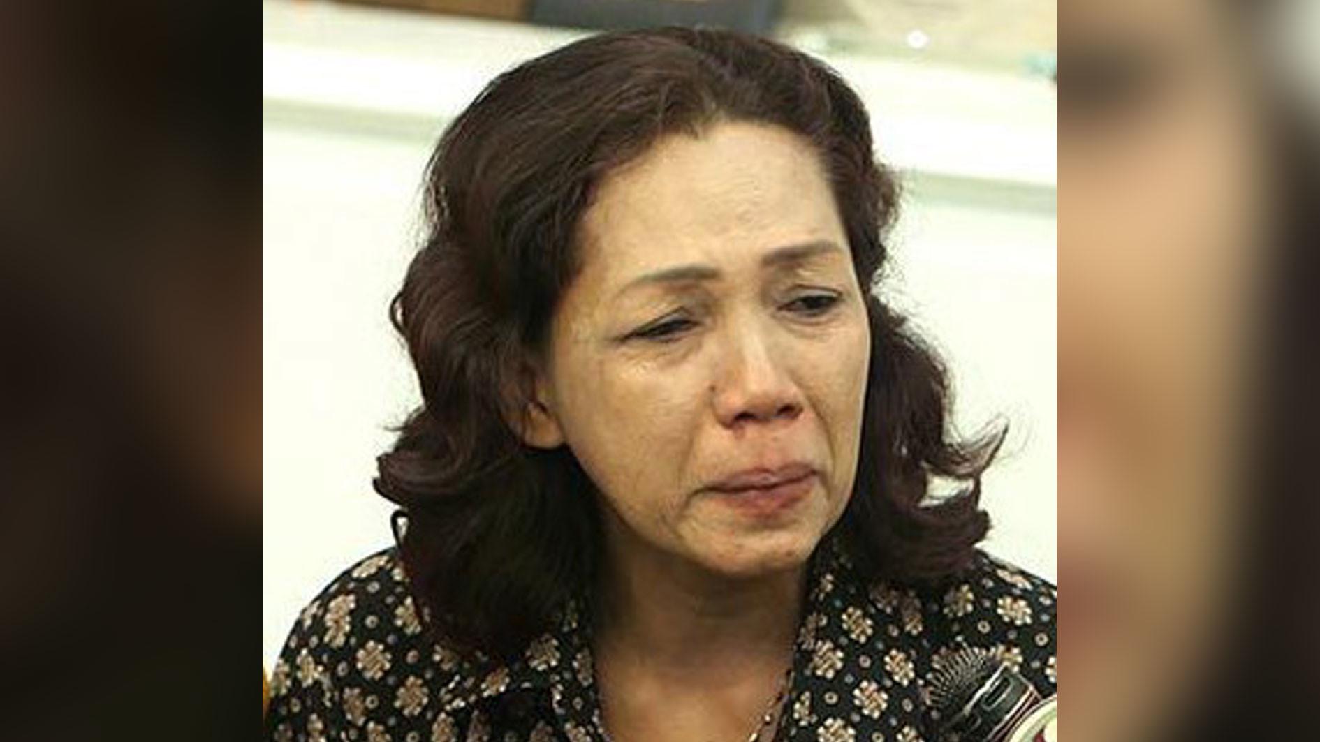 Мама погибшей девушки. Фото: coconuts
