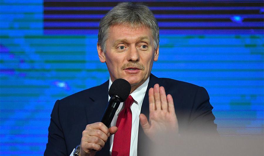 <p>Дмитрий Песков. Фото: © РИА Новости/Илья Питалев</p>