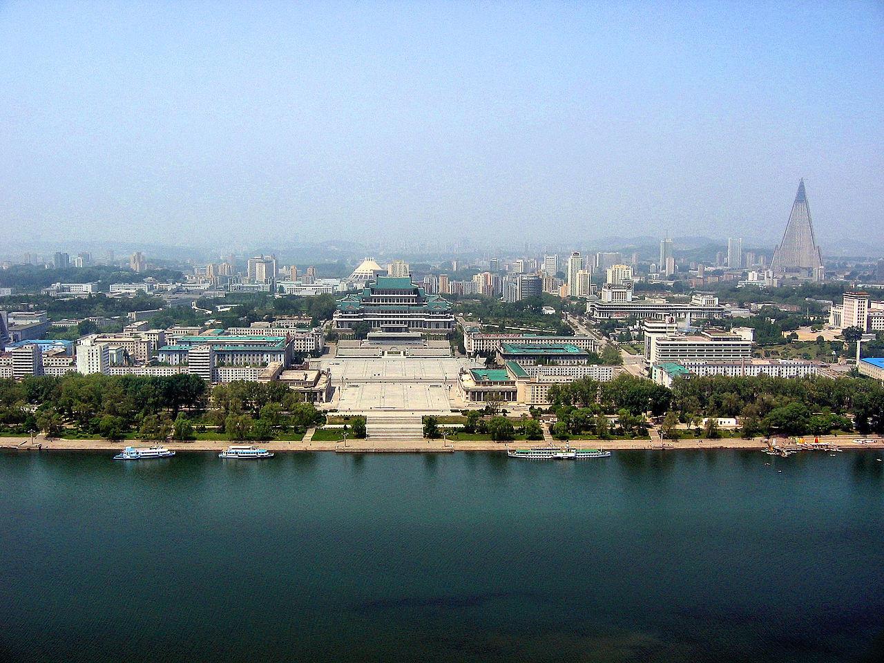 <p>Пхеньян. Фото: © Wikipedia</p>