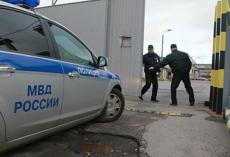 <p>Фото © РИА Новости/Виталий Белоусов</p>