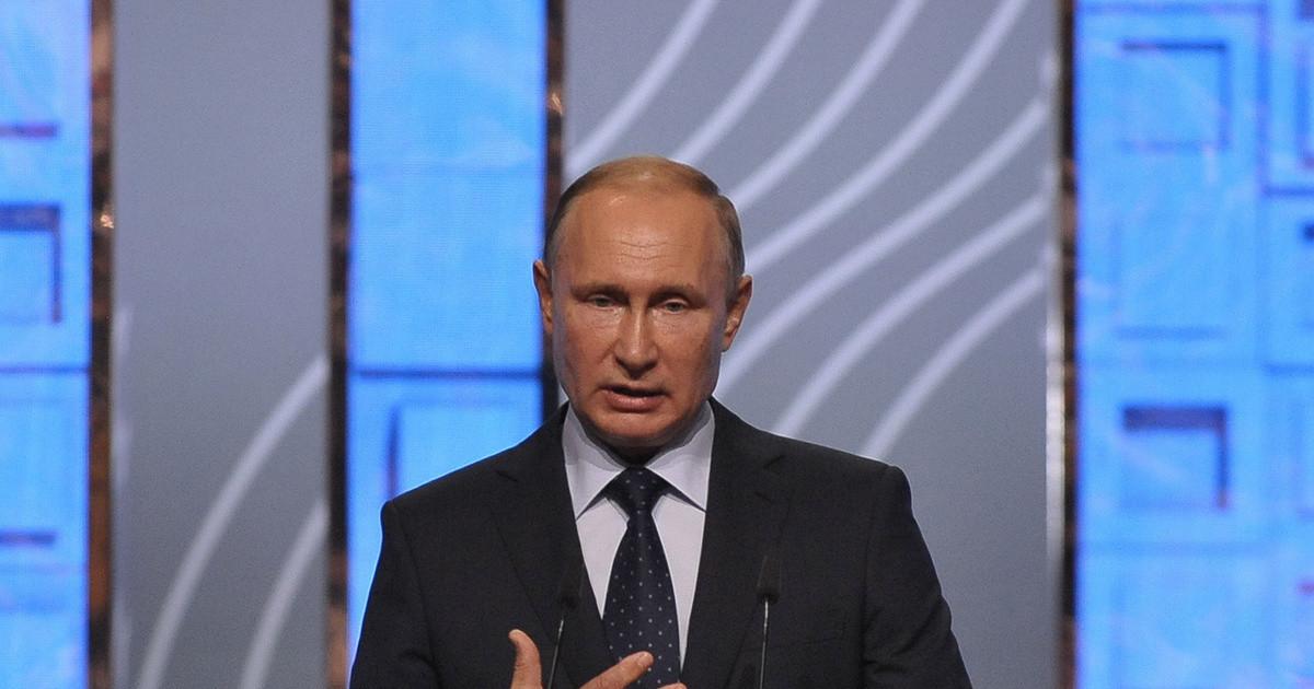 "<p>Владимир Путин. Фото: © Агентство городских новостей ""Москва""/Авилов Александр</p>"