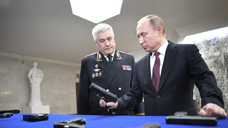 <p>Фото:© РИА Новости/Алексей Никольский</p>