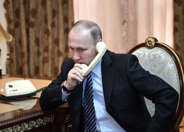 <p>Президент РФ Владимир Путин. Фото: © РИА Новости/Алексей Никольский</p>