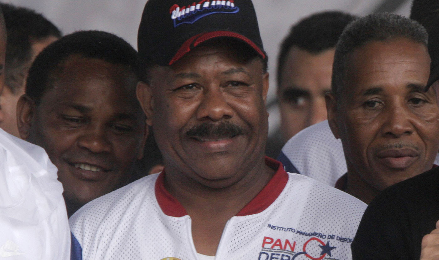 <p>Еусебио Педроса. Фото: © AP Photo/Arnulfo Franco</p>