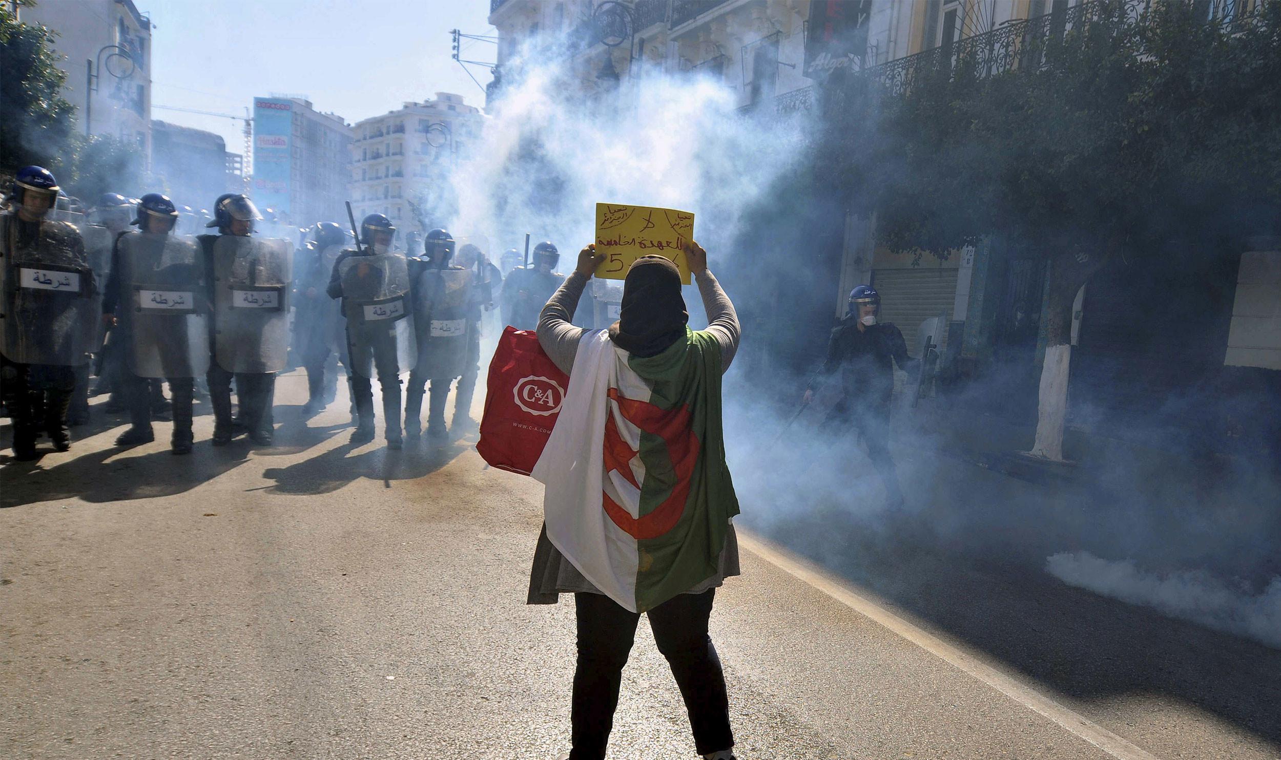 <p>Фото: © AP Photo/Sidali Djarboub</p>