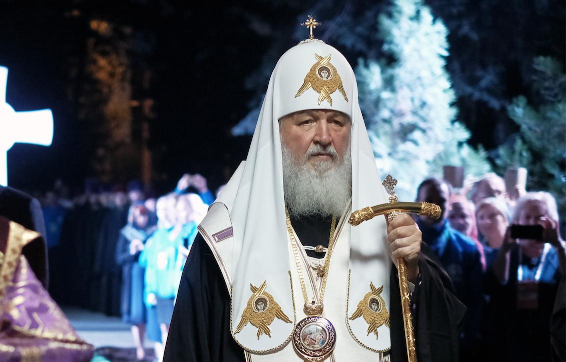 <p>Патриарх Московский и всея Руси Кирилл.Фото © РИА Новости/Николай Хижняк</p>