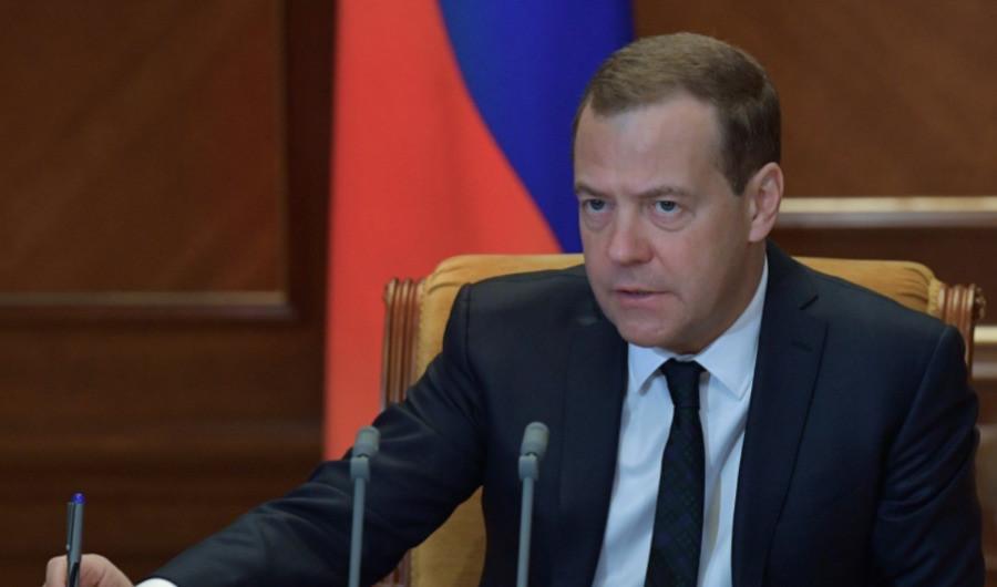 <p>Дмитрий Медведев. Фото: © РИА Новости/Александр Астафьев</p>