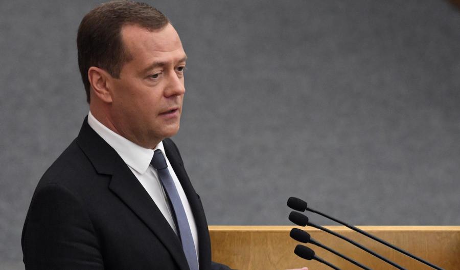 <p>Дмитрий Медведев. Фото: © РИА Новости/Григорий Сысоев</p>