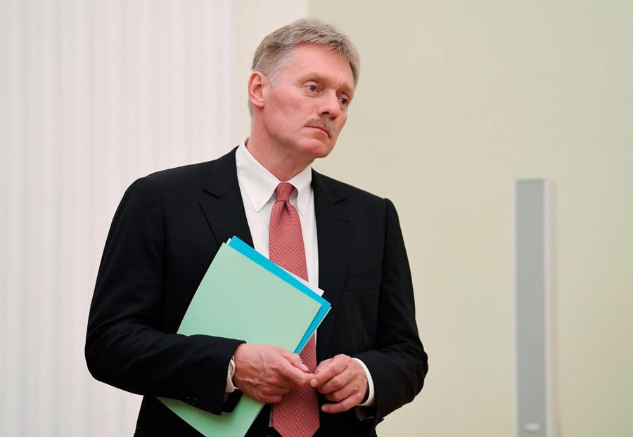 <p>Дмитрий Песков. Фото: © РИА Новости/Сергей Гунеев</p>