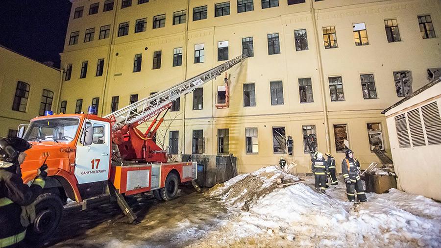 <p>Фото © РИА Новости/Пресс-служба МЧС РФ</p>