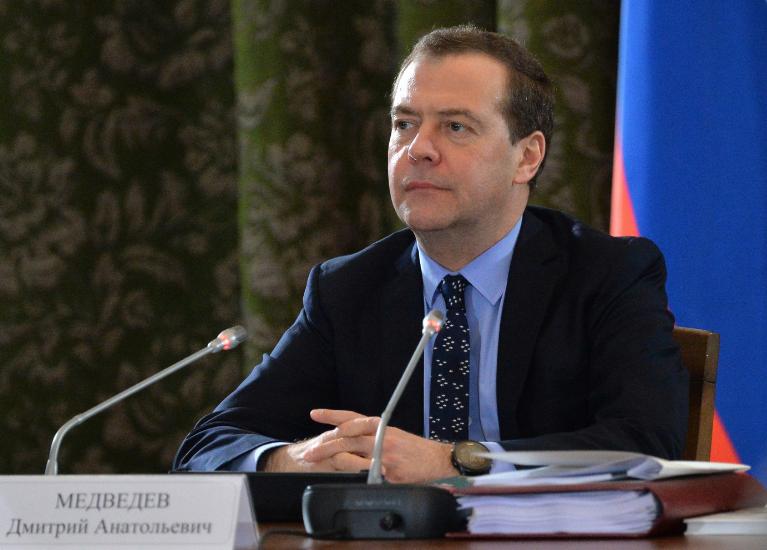 <p>Дмитрий Медведев. Фото: © РИА Новости/Екатерина Штукина</p>