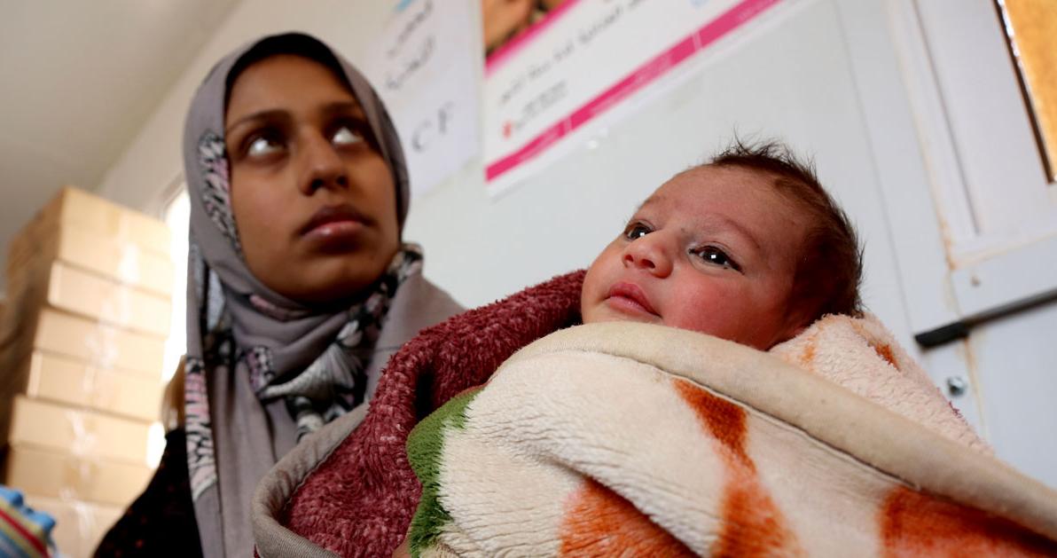 """<p>Беженцы лагеря """"Эр-Рукбан"""". Фото: © AP Photo / Raad Adayleh</p>"""