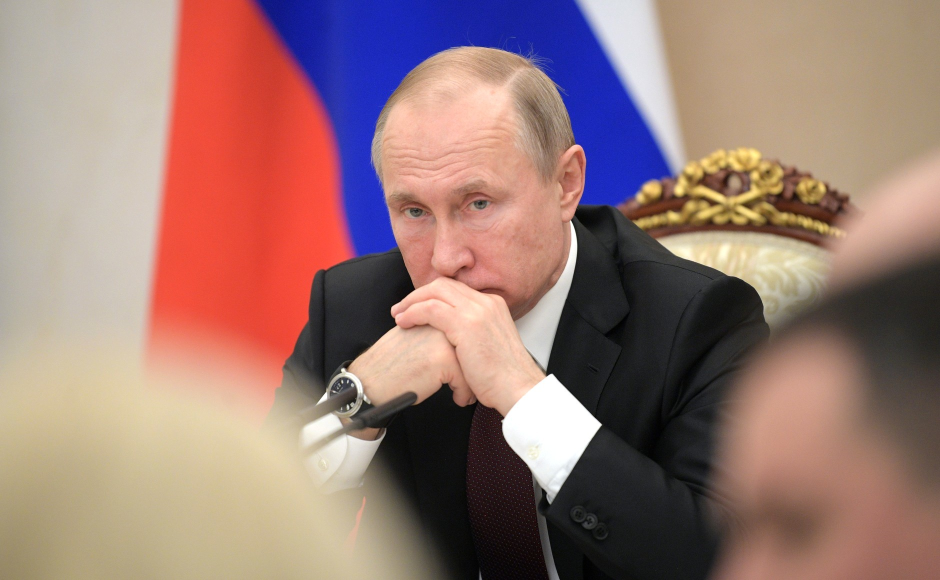 <p>Владимир Путин. Фото: © Kremlin.ru</p>
