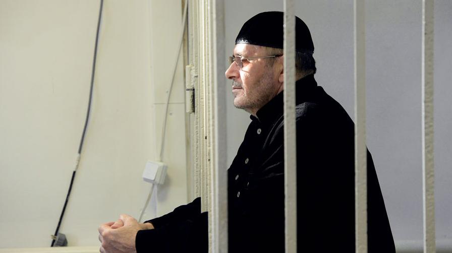 <p>Оюб Титиев. Фото: ©РИА Новости/Саид Царнаев</p>