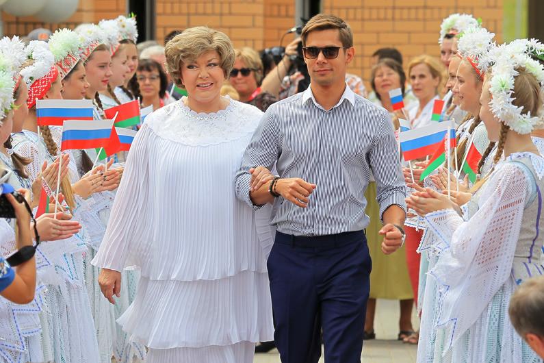 <p>Эдита и Стас Пьеха. Фото: © РИА Новости/Андрей Александров</p>