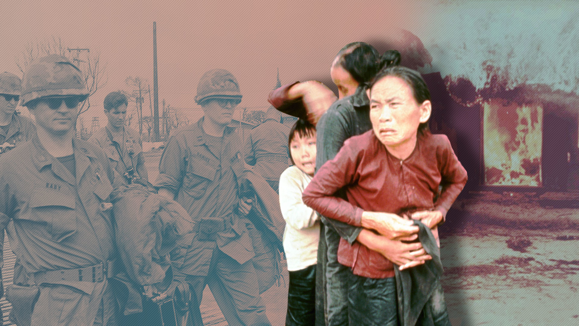 "<p>Коллаж. Фото: © <a href=""https://en.wikipedia.org/wiki/My_Lai_Massacre"" target=""_self"">Ronald L. Haeberle</a>, AP Photo</p>"