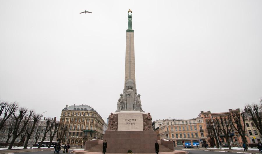 <p>Памятник Свободы. Фото: © РИА Новости/Сергей Мелконов</p>