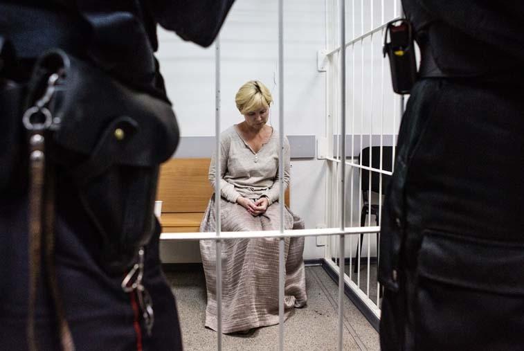 <p>Елена Решетова. Фото: ©РИА Новости/Илья Тимин&nbsp;</p>