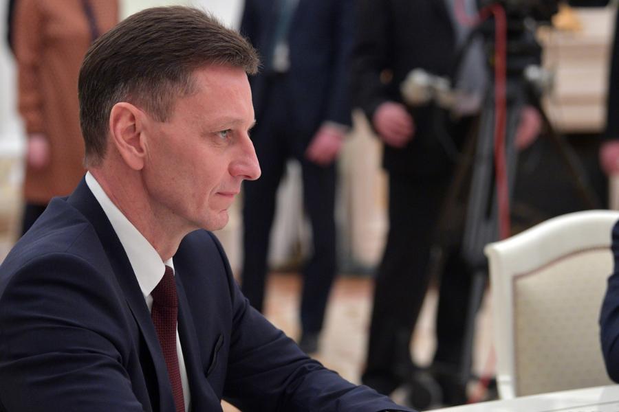 <p>Владимир Сипягин. Фото: © РИА Новости/Алексей Дружинин</p>
