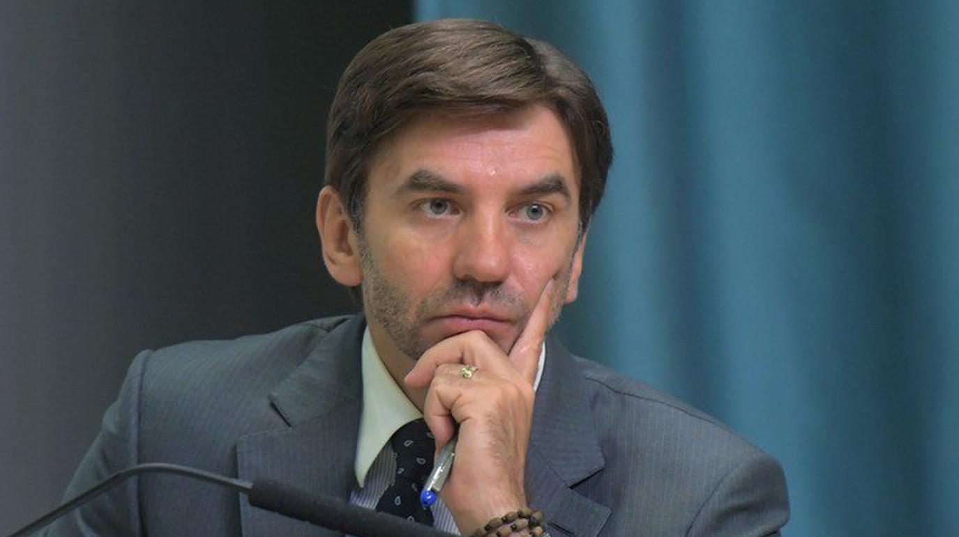<p>Михаил Абызов. Фото: © РИА Новости / Евгений Биятов</p>