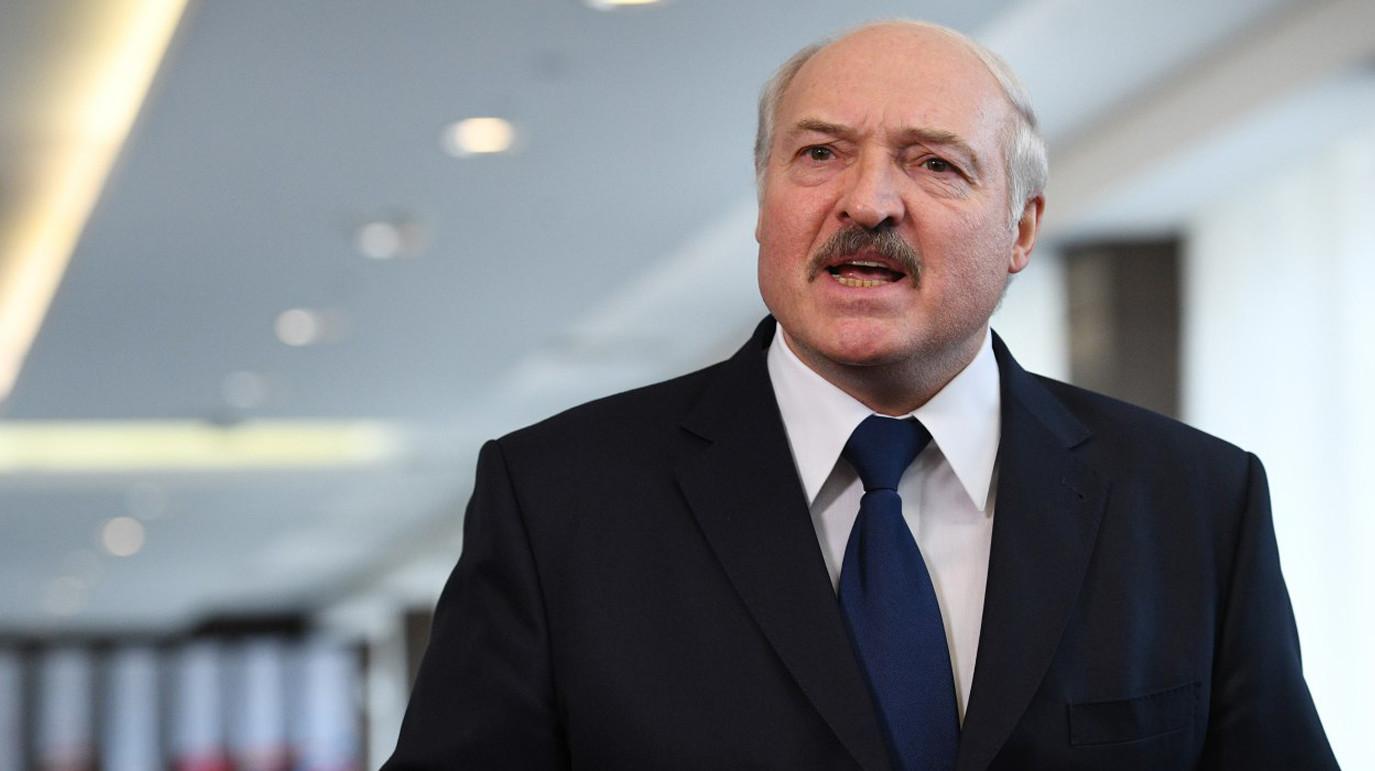 <p>Александр Лукашенко. Фото: © РИА Новости/Валерий Мельников</p>