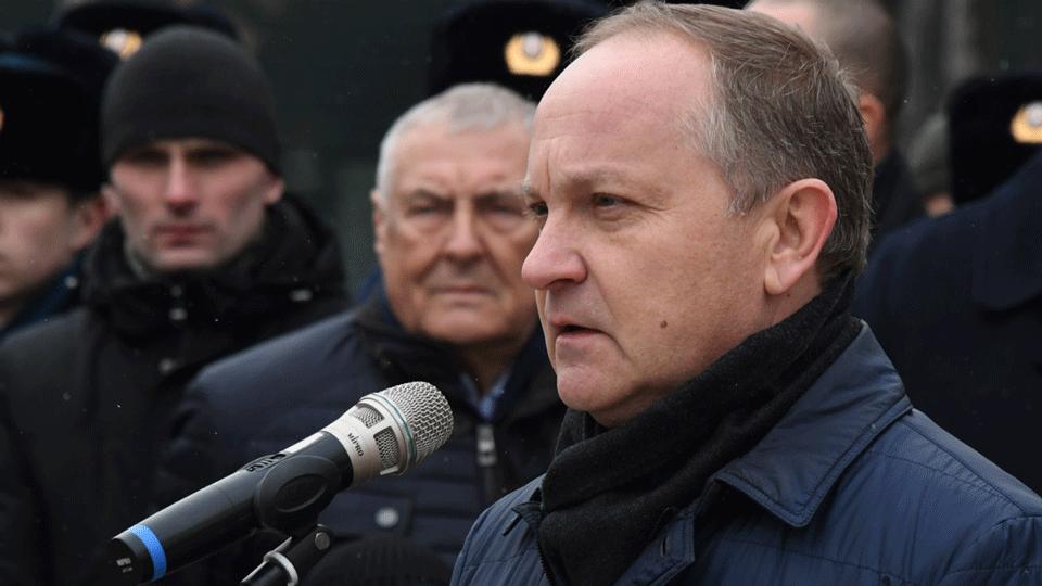 <p>Олег Гуменюк. Фото: © РИА Новости/Виталий Аньков</p>