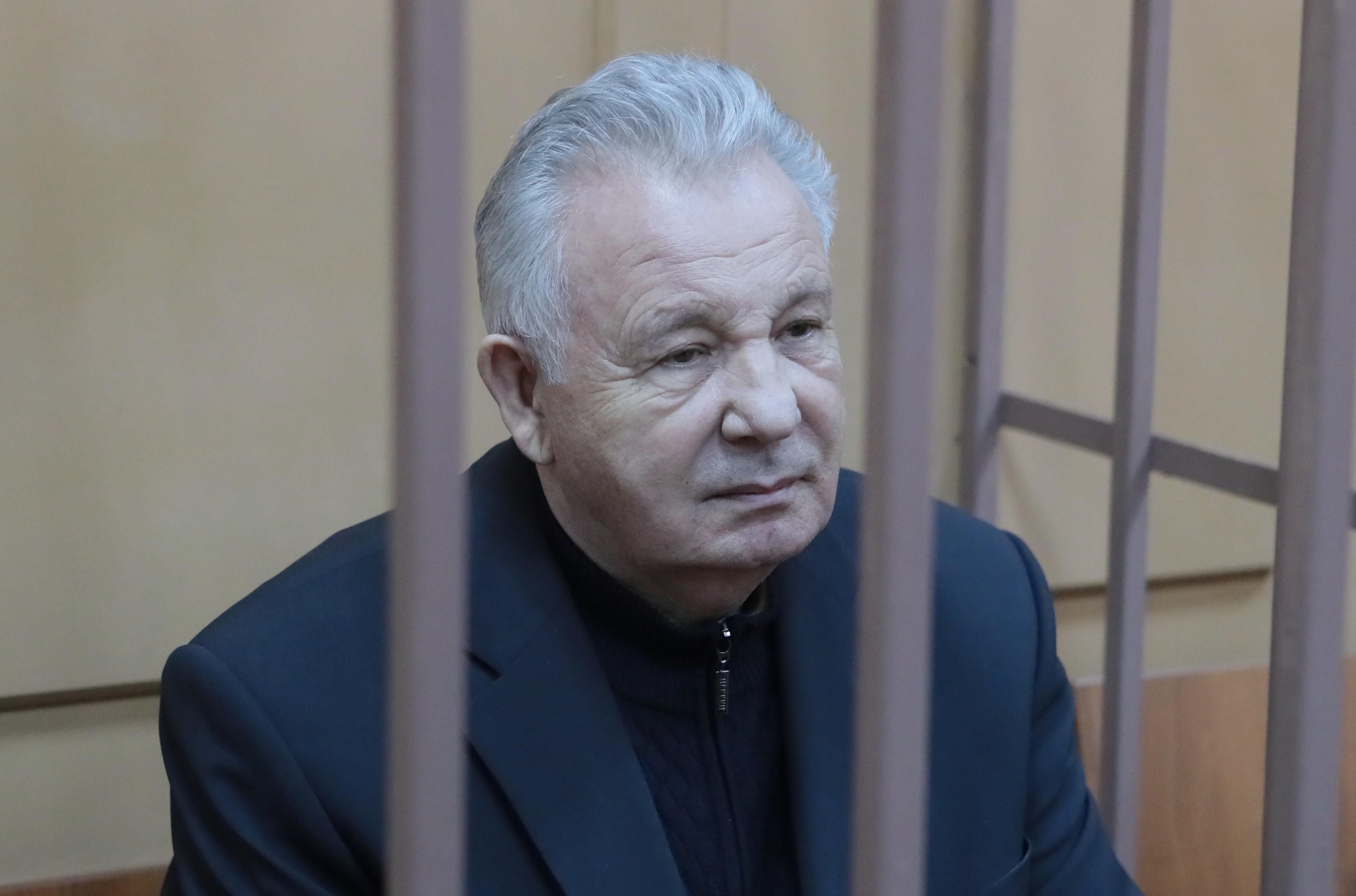 <p>Виктор Ишаев. Фото: © РИА Новости / Виталий Белоусов</p>