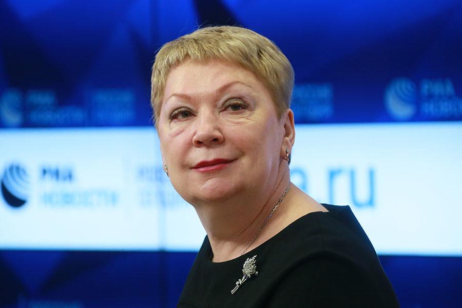 <p>Министр просвещения Ольга Васильева. Фото: © РИА Новости/Александр Натрускин</p>