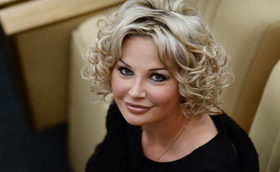 <p>Мария Максакова. Фото: ©РИА Новости / Максим Блинов</p>