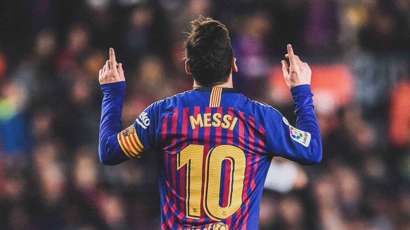 """<p>Фото: © VK/<a href=""""https://twitter.com/TeamMessiHQ"""" target=""""_self""""><strong><ins>Lionel Messi</ins></strong></a></p>"""