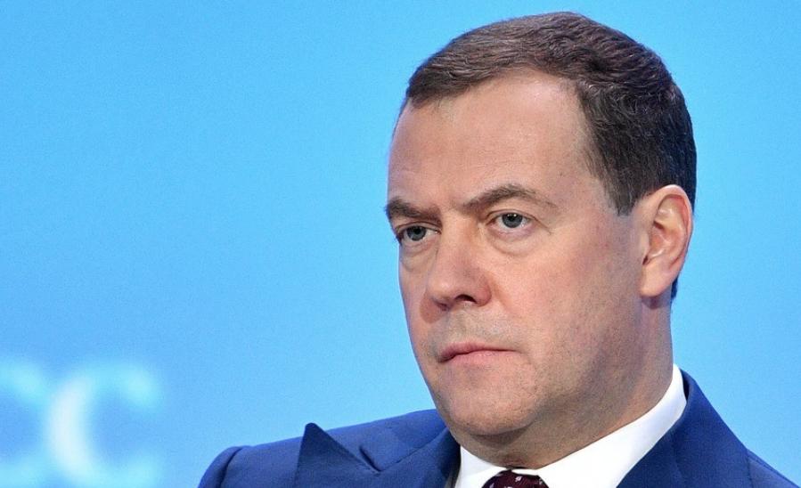 <p>Премьер-министр России Дмитрий Медведев. Фото: ©РИА Новости/Дмитрий Астахов</p>
