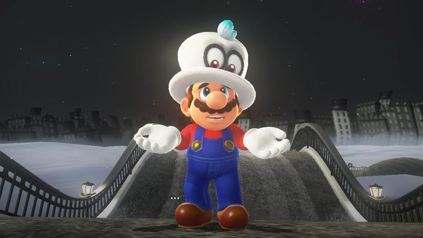 <p>Фото © Nintendo EPD&nbsp;</p>