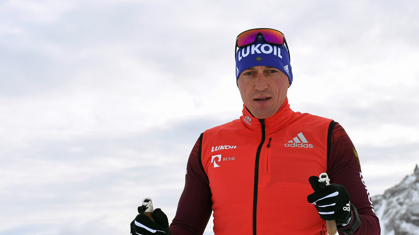 <p>Лыжник Александр Легков. Фото: © РИА Новости/Александр Вильф</p>