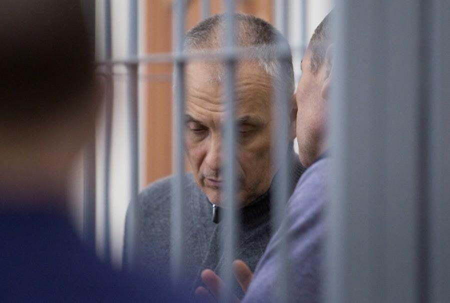 <p>Бывший губернатор Сахалинской области Александр Хорошавин. Фото: © РИА Новости / Кирилл Ясько</p>