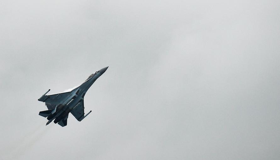 <p>Су-35. Фото: © РИА Новости/Александр Вильф</p>