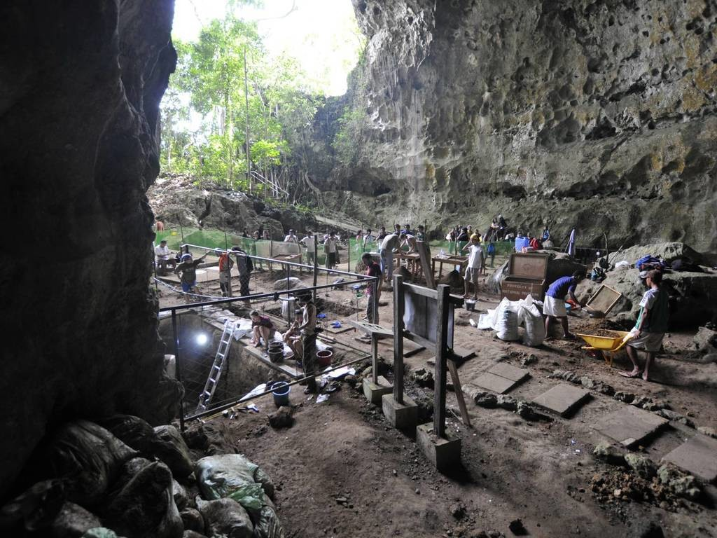 <p>Фото: © Callao Cave Archaeology Project</p>
