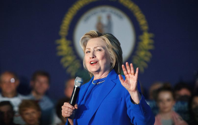 <p>Хиллари Клинтон. Фото © РИА Новости/Никита Шохов</p>