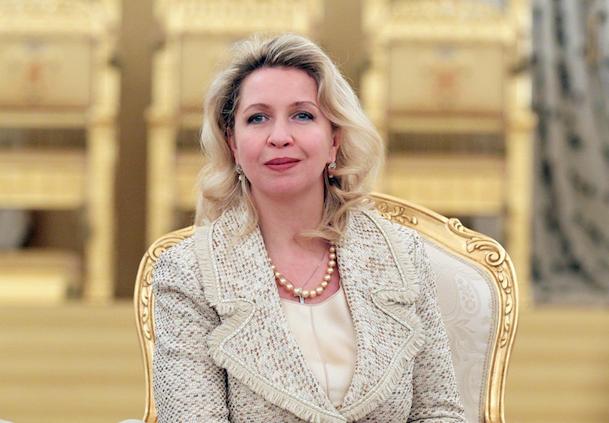 <p>Супруга премьер-министра РФ Светлана Медведева. Фото: ©РАИ Новости/Екатерина Штукина</p>