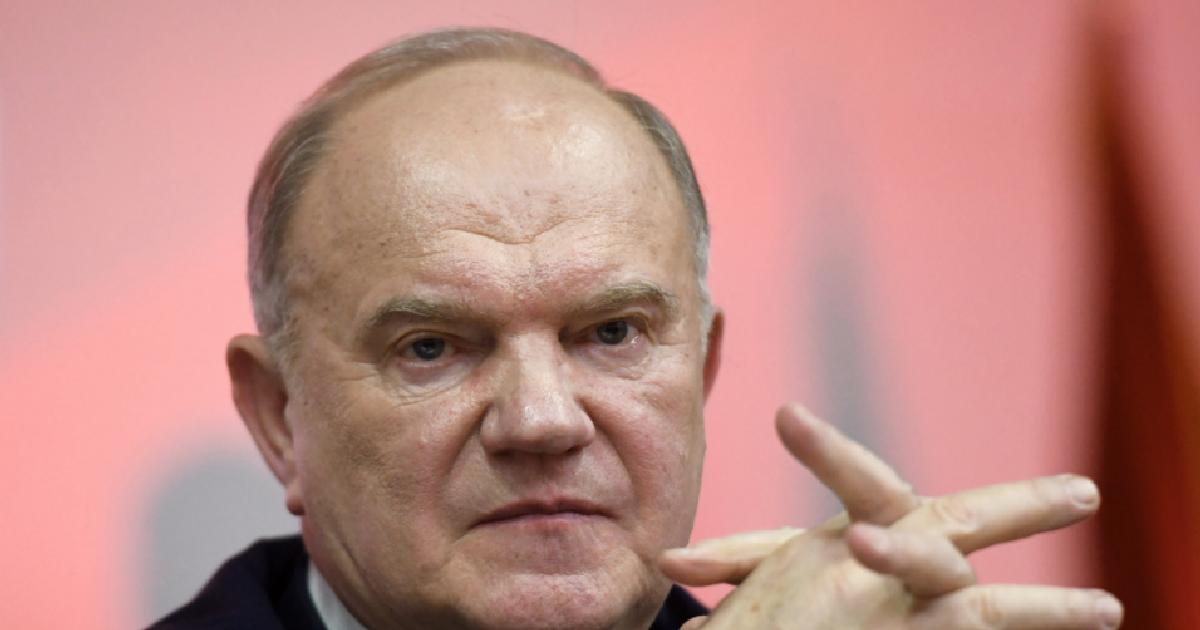 <p>Геннадий Зюганов.Фото: © РИА Новости/Илья Питалев</p>