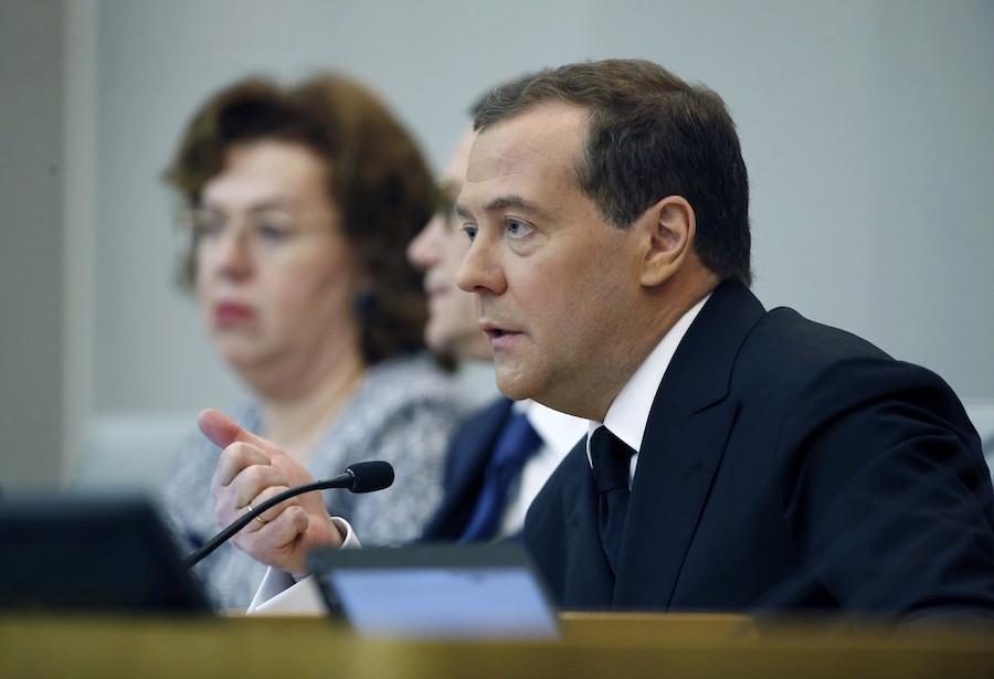 <p>Дмитрий Медведев. Фото: © РИА Новости/Дмитрий Астахов</p>