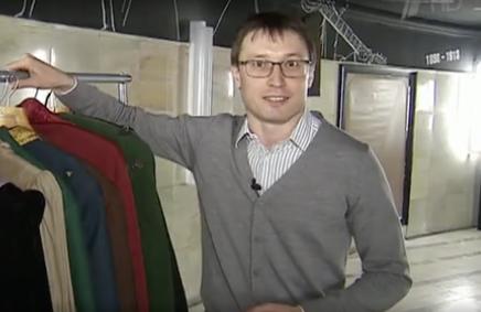 <p>Илья Костин. Фото:  Кадр из эфира Первого канала</p>