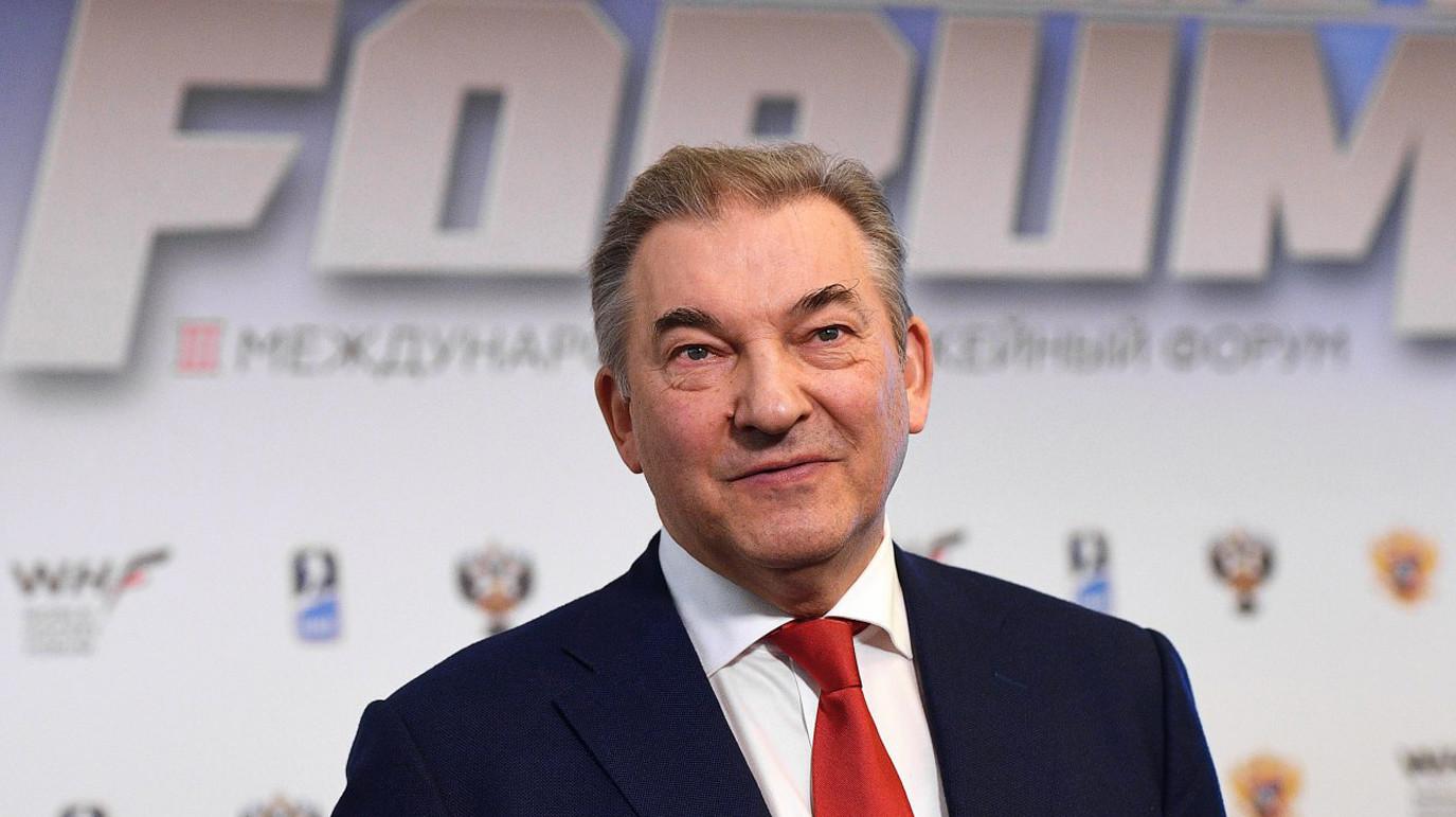 <p>Владислав Третьяк. Фото: © РИА Новости/Владимир Астапкович<br></p>