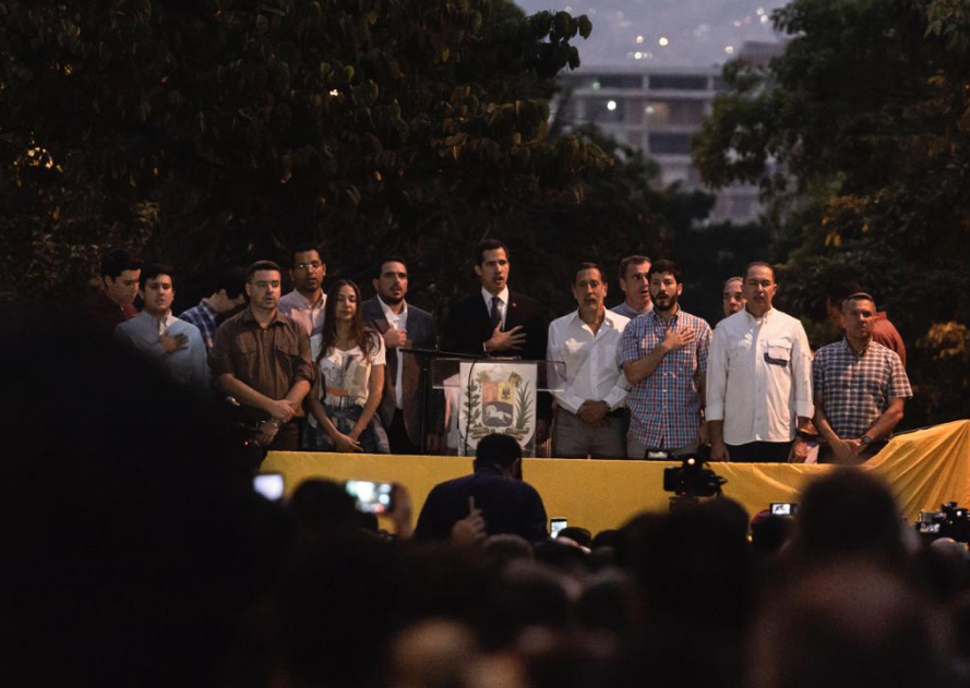 """<p>Фото: © Twitter/<a href=""""https://twitter.com/jguaido"""" target=""""_self""""><strong>Juan Guaidó</strong></a></p>"""