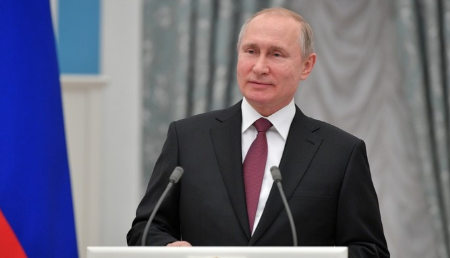 <p>Президент РФ Владимир Путин. Фото: © РИА Новости/Алексей Дружинин</p>