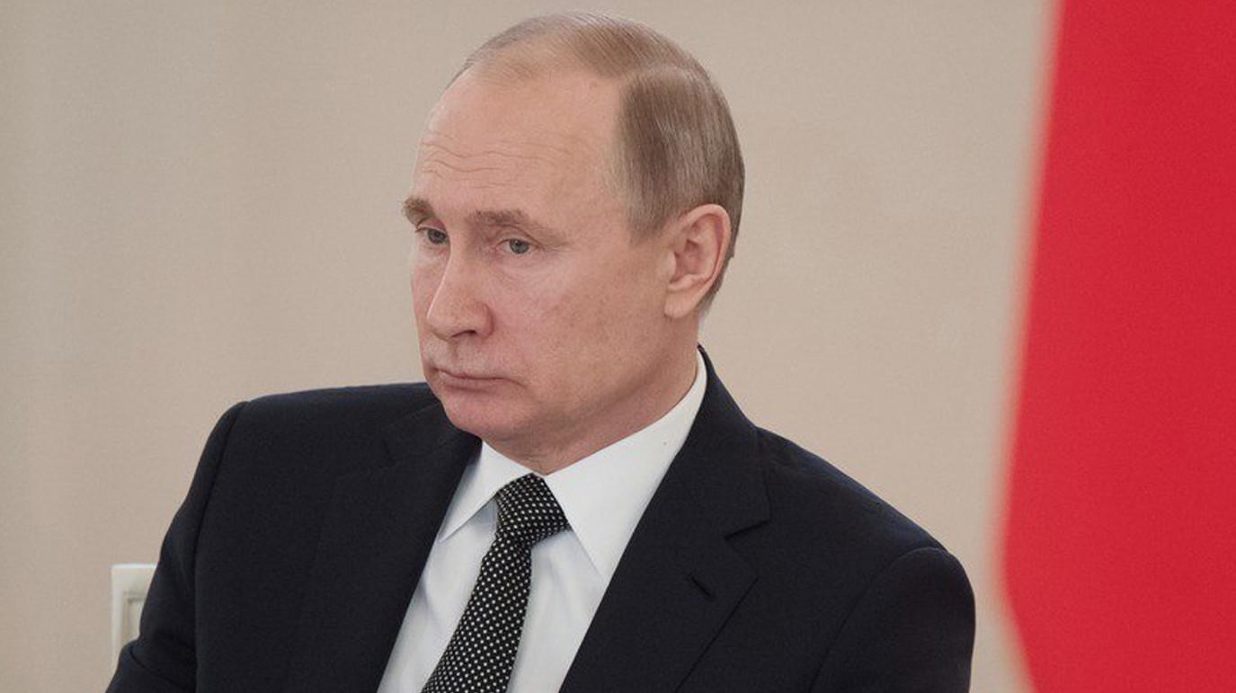 <p>Владимир Путин. Фото: © РИА Новости / Сергей Гунеев</p>